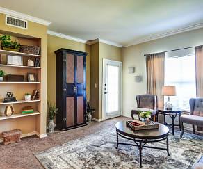 Living Room, The Marquis At Vista Ridge