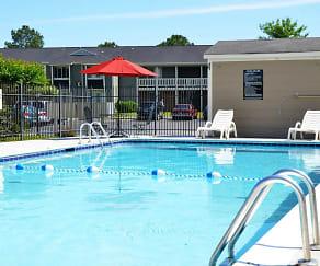 Pool, Summer Lodge