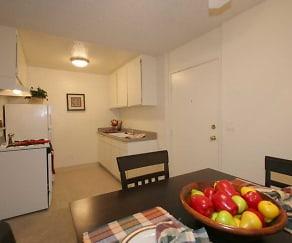 Kitchen, Esplanade Apartments