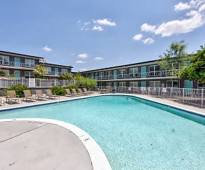 Pool, River Oaks