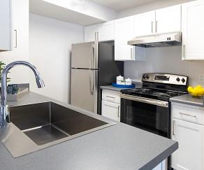 Kitchen, Maison's Landing