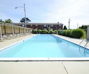Pool, The Acadian