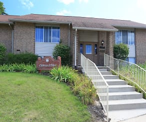 Leasing Office and Clubhouse; Kings Gate in Sterling Heights, MI, Kings Gate