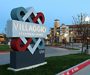 Community Signage, Villaggio