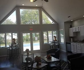 Remodeled Clubhouse, Parkview Rental Townhomes