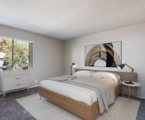 Bedroom, Sierra Vista Apartment Homes