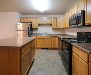 Kitchen, Elk Pointe