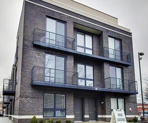 Building, 40 West