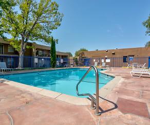 Pool, Indigo Park