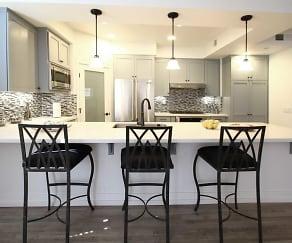 Kitchen, Fairway Vista