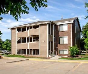 Building, Prairie West