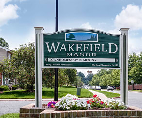 Community Signage, Wakefield Manor