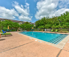 Pool, Mariposa at Hunter Road (Senior Living 55+)