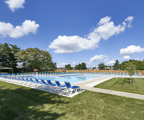 Pool, Village Square Apartments