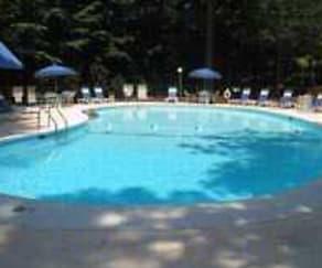 Pool, Pinnacle Apartments