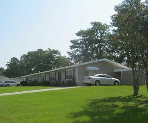 Exterior, Fort Gordon Housing