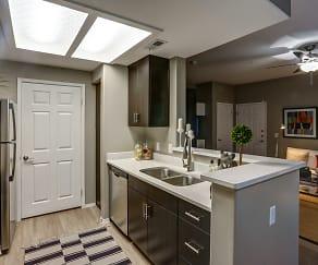 Kitchen, Canyon View