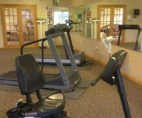 Fitness Weight Room, Hidden Creek