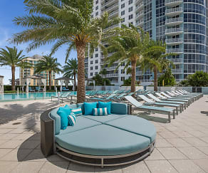 Pool, Amaray Las Olas by Windsor