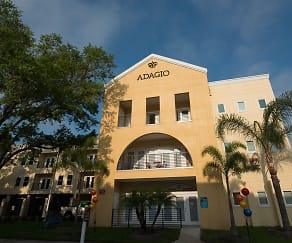Building, Adagio at Westshore Palms