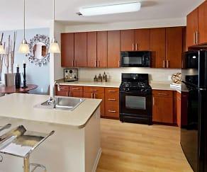 Kitchen, Avalon North Bergen