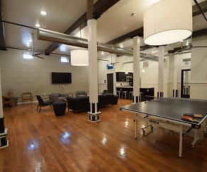 Fitness Weight Room, Imperial Lofts