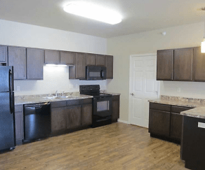 Kitchen, Killdeer Highlands