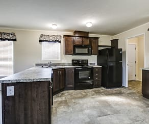 Kitchen, Richmond Estates