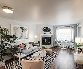 Living Room, The Eden