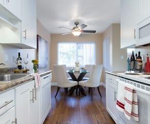 Kitchen, Whitman Green