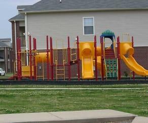 Playground, Sunrise Apartments-Covington