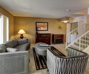 Living Room, Reflections of Boca Del Mar
