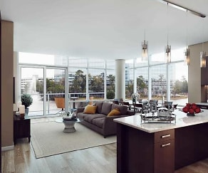 Living Room, 77301 Luxury Properties