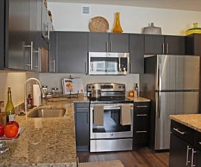Kitchen, The Yards At 3 Crossings