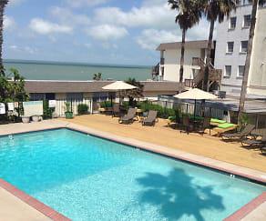 Pool, The Arts At Ocean Drive