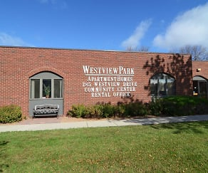 Leasing Office, Westview Park Apartment Community