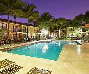 Pool, Gables Boca Place
