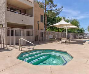 Pool, Rancho Las Palmas