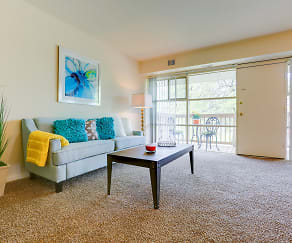 Living Room, Hillen & Belvedere