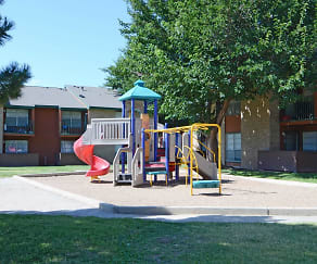 Playground, The Crossings At Bell