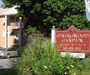 Building, Springwood Garden