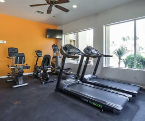 Fitness Weight Room, Green Leaf Arrowhead Ranch