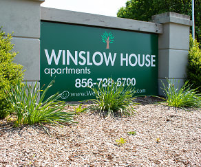 Community Signage, Winslow House Apartments