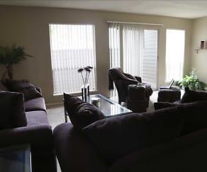 Interior-Living Room, Kimberly Woods