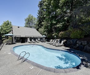 Pool, Ascent Apartment Homes