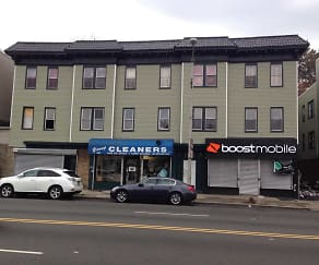 Building, 883-889 Springfield