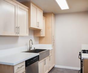 Kitchen, Villa Serrano