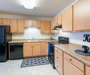 Kitchen, Prosser Place Estates