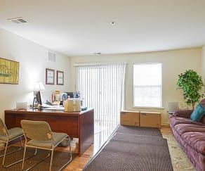 Living Room, Woodland Manor