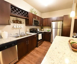 Kitchen, Springs at Sandstone Ranch